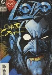 Okładka książki Lobo: Ostatni Czarnian Keith Giffen,Simon Bisley,Alan Grant