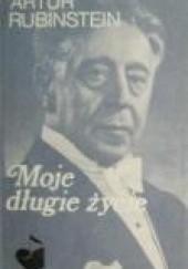 Okładka książki Moje długie życie, t.1-2 Artur Rubinstein