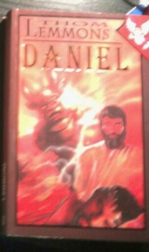Okładka książki Daniel - człowiek który znał przyszłość Thom Lemmons