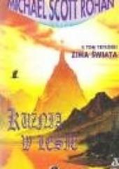 Okładka książki Kuźnia w lesie Michael Scott Rohan