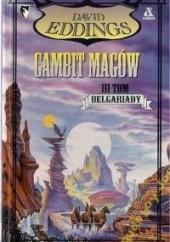 Okładka książki Gambit magów
