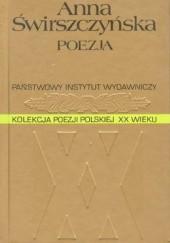 Okładka książki Poezja Anna Świrszczyńska