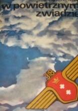 Okładka książki W powietrznym zwiadzie