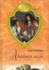 Okładka książki Akademia uczuć Gail Whitiker
