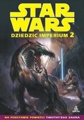 Okładka książki Dziedzic Imperium 2 Mike Baron,Olivier Vatine
