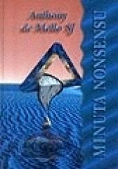 Okładka książki Minuta nonsensu Anthony de Mello