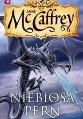Okładka książki Niebiosa Pern Anne McCaffrey