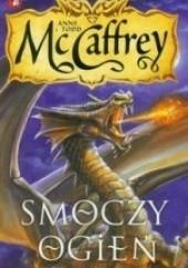 Okładka książki Smoczy ogień Anne McCaffrey