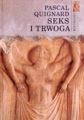 Okładka książki Seks i trwoga
