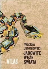 Okładka książki Jadowite węże świata