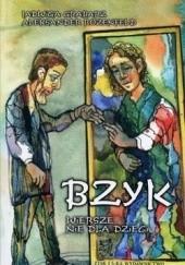 Okładka książki Bzyk wiersze nie dla dzieci Aleksander Rozenfeld,Jadwiga Grabarz