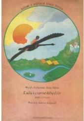Okładka książki Laila i czarne łabędzie. Baśń z Sudanu