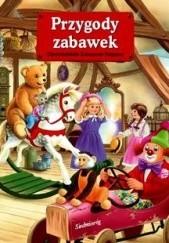 Okładka książki Przygody zabawek