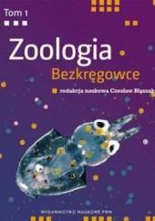 Okładka książki Zoologia t. I Bezkręgowce Czesław Błaszak