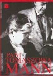 Okładka książki Pani Tomaszowa Mann Inge Jens