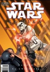 Okładka książki Star Wars Komiks 6/2009 Jeremy Barlow,Patrick Blaine