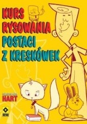 Okładka książki Kurs rysowania postaci z kreskówek Christopher Hart