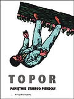 Okładka książki Pamiętnik starego pierdoły Roland Topor