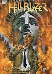 Okładka książki Hellblazer: Płomień potępienia Garth Ennis,Steve Dillon