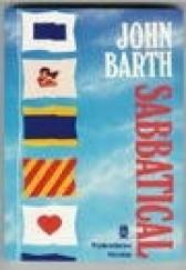 Okładka książki Sabbatical John Barth