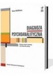Okładka książki Diagnoza psychoanalityczna Nancy McWilliams