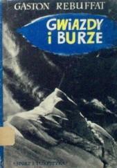 Okładka książki Gwiazdy i burze Gaston Rebuffat