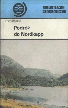 Okładka książki Podróż do Nordkapp Jerzy Samusik