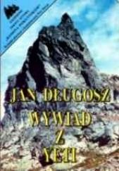 Okładka książki Wywiad z Yeti Jan Długosz