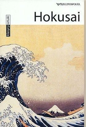 Okładka książki Hokusai Francesco Morena