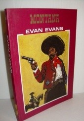 Okładka książki Montana Evan Evans