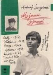 Okładka książki Mojemu synowi Andrzej Szczypiorski