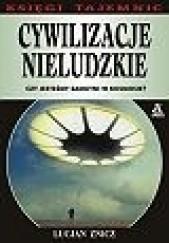 Okładka książki Cywilizacje nieludzkie Lucjan Znicz