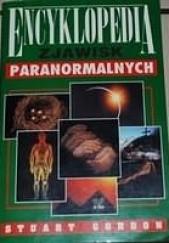 Okładka książki Encyklopedia zjawisk paranormalnych Stuart Gordon