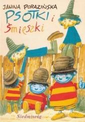 Okładka książki Psotki i śmieszki Janina Porazińska