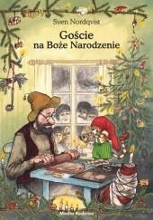 Okładka książki Goście na Boże Narodzenie Sven Nordqvist