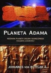Okładka książki Planeta Adama Johannes von Buttlar