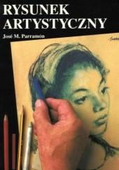 Okładka książki Rysunek Artystyczny Jose M. Parramon