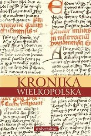 Okładka książki Kronika wielkopolska autor nieznany