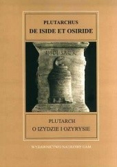 Okładka książki De Iside et Osiride = O Izydzie i Ozyrysie Plutarch