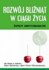 Okładka książki Rozwój bliźniąt w ciągu życia: aspekty biopsychologiczne Beata Pastwa-Wojciechowska