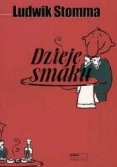 Okładka książki Dzieje smaku Ludwik Stomma