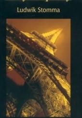 Okładka książki Paryskie spacery Ludwik Stomma