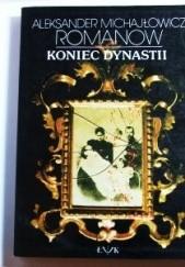 Okładka książki Koniec Dynastii