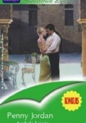 Okładka książki Arabski książę Penny Jordan
