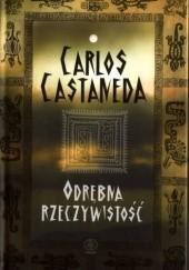 Okładka książki Odrębna Rzeczywistość Carlos Castaneda