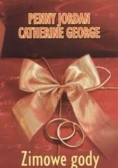 Okładka książki Zimowe gody Penny Jordan,Catherine George