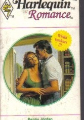 Okładka książki Powód do życia Penny Jordan