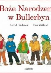 Okładka książki Boże Narodzenie w Bullerbyn Astrid Lindgren