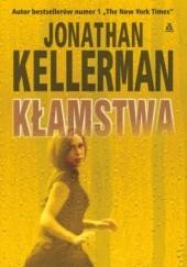 Okładka książki Kłamstwa Jonathan Kellerman