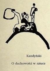 Okładka książki O duchowości w sztuce Wassily Kandinsky